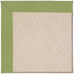 Lisle Beige Indoor/Outdoor Area Rug Rug Size: Rectangle 2' x 3'