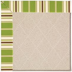 Lisle Beige Indoor/Outdoor Area Rug Rug Size: Rectangle 12' x 15'