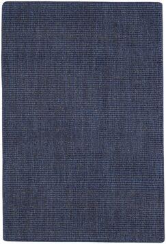 Demi Flat Woven Indigo Area Rug Rug Size: 3' x 5'