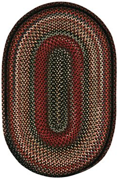 Burdock Coal Area Rug Rug Size: Concentric Square 7'6