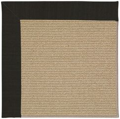 Lisle Light Brown Indoor/Outdoor Area Rug Rug Size: Rectangle 3' x 5'