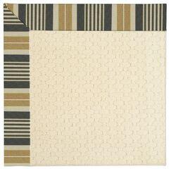 Lisle Beige Indoor/Outdoor Area Rug Rug Size: Square 6'