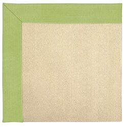 Lisle Machine Tufted Parakeet Indoor/Outdoor Area Rug Rug Size: Square 6'