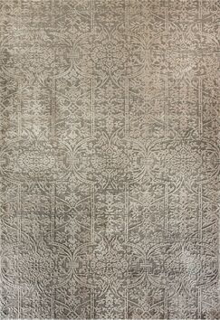 Caddie Gray Area Rug Rug Size: Rectangle 6'7