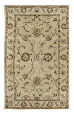 Ashtown Champagne Area Rug Rug Size: Rectangle 8' x 11'