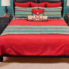 Laredo Bed Runner Size: King