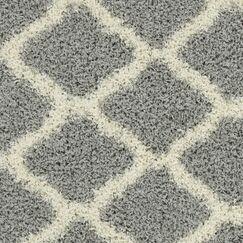 Dauphin Gray Indoor/Outdoor Area Rug Rug Size: 3'3