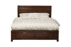 Juno Platform Bed Size: King