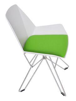 Loyd Side Chair Finish: White