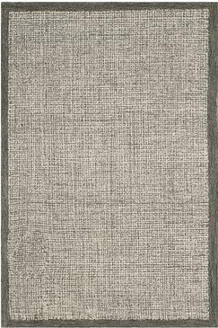 Blohm Hand-Tufted Beige Area Rug Rug Size: Rectangle 4' x 6'