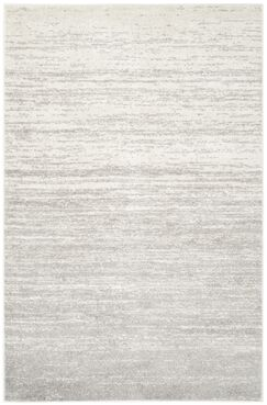 Mcguire Ivory/Silver Area Rug Rug Size: Rectangle 10' x 14'