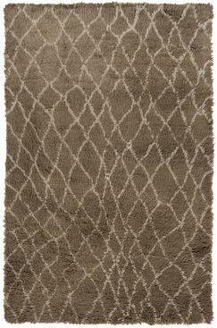 Blythe Light Gray Area Rug Rug Size: Rectangle 2' x 3'