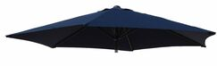 Dade City North Patio Umbrella Cover Fabric: Navy Blue