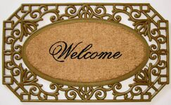 'Welcome' Doormat
