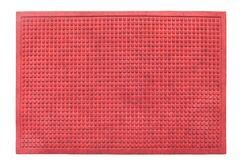 Eco-Poly Indoor/Outdoor Doormat Color: Red