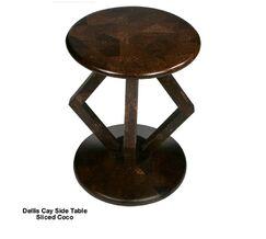 Dellis Cay End Table