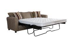 Serta Upholstery Malloy Sleeper Sofa Upholstery: Flyer Metal