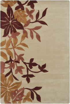 Medford Floral Area Rug Rug Size: 5' x 7'6