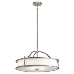 Boulder Creek 3-Light Pendant Finish: Classic Pewter