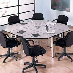 Aspen Octagonal Conference Table