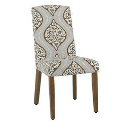 Garside Back Parsons Upholstered Parsons Chair