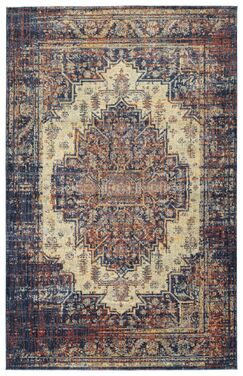 Lyonsdale Linen Area Rug Rug Size: Rectangle 1'10