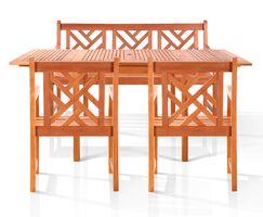 Casto 4 Piece Dining Set