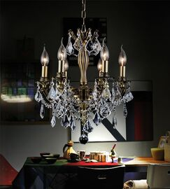 6-Light Candle Style Chandelier