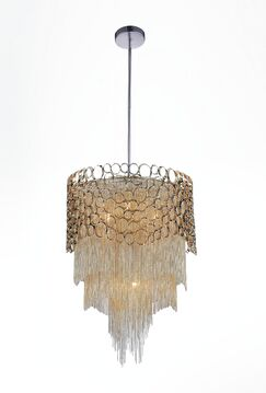 Victorian 4-Light Pendant