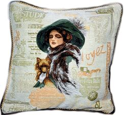 Puppy Day Out Pillow Case