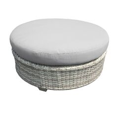 Ansonia Round Coffee Table Color: Gray