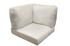Florence Outdoor Replacement Cushion Set Fabric: Coverless