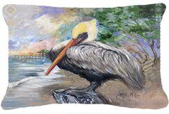 Pelican Bay Indoor/Outdoor Throw Pillow