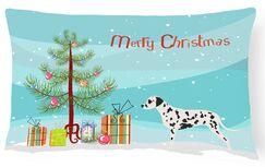 Dalmatian Indoor/Outdoor Lumbar Pillow