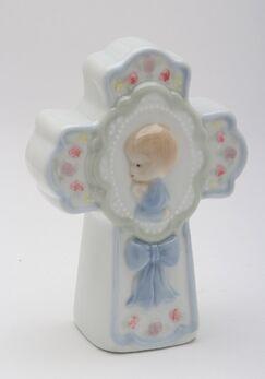 Baby Cross Plug in Night Light