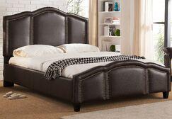 Revere Upholstered Platform Bed Size: California King