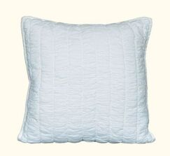 Gilboa Ruched Cotton Throw Pillow