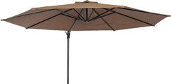 12' Cantilever Umbrella Fabric: Mocha