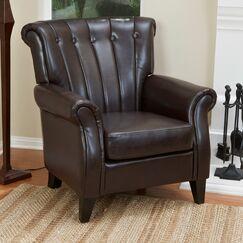 Cardington Tufted Club Chair