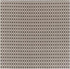 Casper Gray Indoor/Outdoor Area Rug Rug Size: Square 10'
