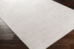 Goldston Hand-Woven Medium Gray Area Rug Rug Size: Rectangle 6' x 9'