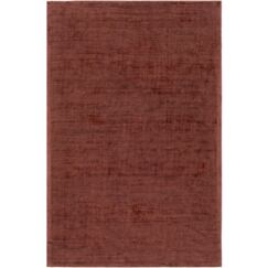 Goldston Hand-Loomed Brown Area Rug Rug Size: Runner 2'6
