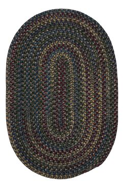 Lippold Charcoal Area Rug Rug Size: Round 10'