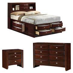 Fraser Panel Configurable Bedroom Set