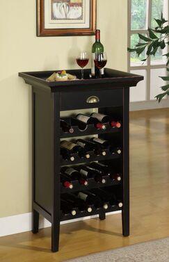 Stapleford 16 Bottle Floor Wine Rack