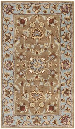 Cranmore Brown Rug Rug Size: Novelty 4' x 6'