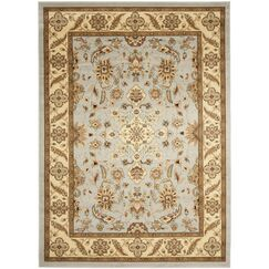 Ottis Gray/Beige Area Rug Rug Size: Rectangle 5'3