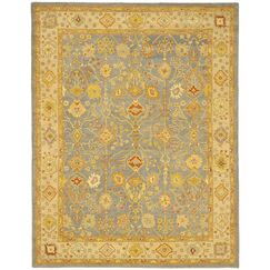 Dunbar Ivory Area Rug Rug Size: Rectangle 12' x 18'