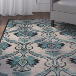 Chapin Area Rug Rug Size: Rectangle 2'2