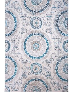 Arend Area Rug Rug Size: Rectangle 3'3